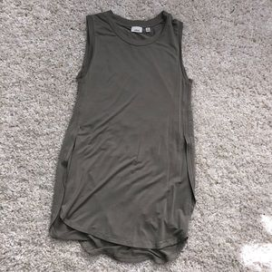 Wilfred Side Slit Tank